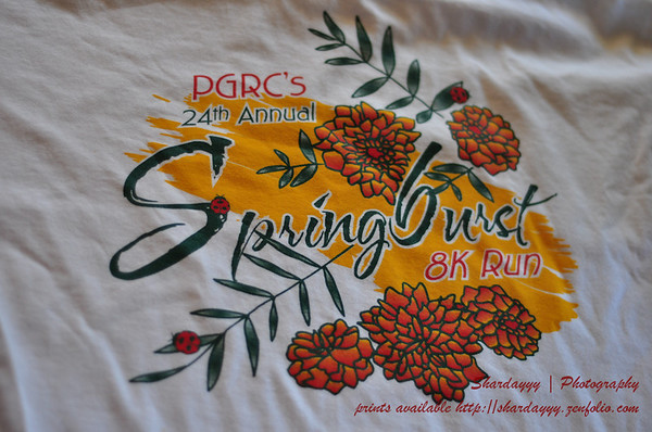 PGRC 2010 SpringBurst 8k Run