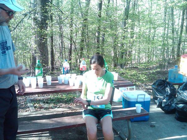 Ultra Cindy - Bull Run Run 50-miler